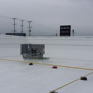 Construction Company Flat Roofing Davison Lapeer Mi