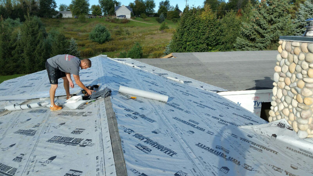 Roofing Installations & Repairs